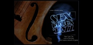 Sex Drugs and Jazz Site is Up