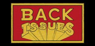Back Issues - Short Film