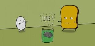 World of Mr. Toast: Mind Control
