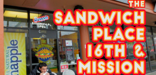 Serving the Mission: The Sandwich Place